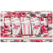 Buy Cath Kidston Rose Essentials Hand and Body Collection Online at johnlewis.com