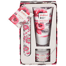 Buy Cath Kidston Rose Manicure Set Online at johnlewis.com