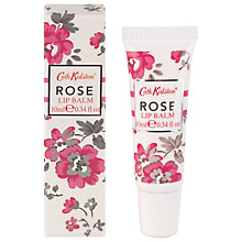 Buy Cath Kidston Rose Lip Balm, 10ml Online at johnlewis.com