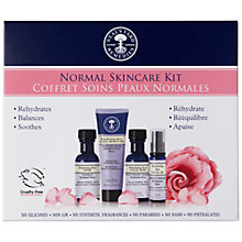 Buy Neal's Yard Remedies Normal Skincare Kit Online at johnlewis.com