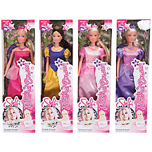 Buy Steffi Pixie Lott Princess Doll, Assorted Online at johnlewis.com