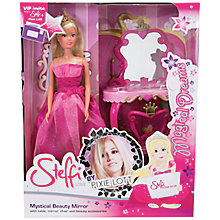 Buy Steffi Pixei Lott Mystical Beauty Mirror & Doll Online at johnlewis.com