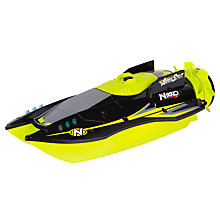 Buy Nikko Remote Control Aquasplit Boat Toy Online at johnlewis.com