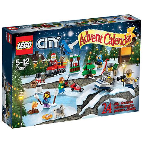 buy lego city advent calendar john lewis. Black Bedroom Furniture Sets. Home Design Ideas