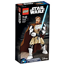 Buy LEGO Star Wars Obi Wan Kenobi Online at johnlewis.com