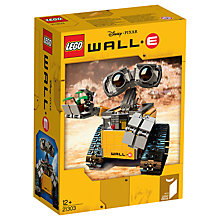 Buy LEGO Disney 21303 Pixar Wall-E Online at johnlewis.com
