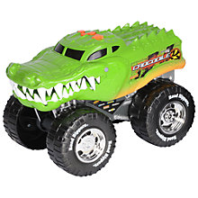 Buy Toy Slate Road Rippers Wheelie Croc Monster Truck Online at johnlewis.com