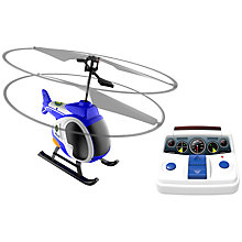 Buy My First Heli Station Infrared Remote Control Helicopter Online at johnlewis.com
