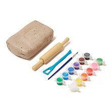 Buy John Lewis Paint Your Own Pottery Set Online at johnlewis.com