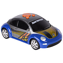 Buy Toy Slate Warp Riders VW Beetle Car Online at johnlewis.com