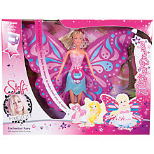 Buy Steffi Pixei Lott Enchanted Fairy Doll Online at johnlewis.com