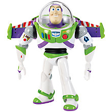 Buy Disney Pixar Toy Story Buzz Lightyear, 30cm Online at johnlewis.com