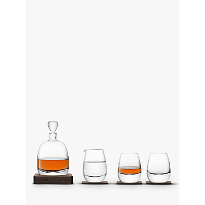 LSA International Whisky Glasses Gift Set, Set of 4