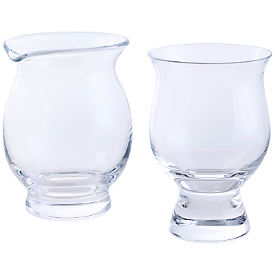 Dartington Crystal Whiskey Glass and Jug Gift Set