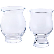 Buy Dartington Crystal Whiskey Glass and Jug Gift Set Online at johnlewis.com