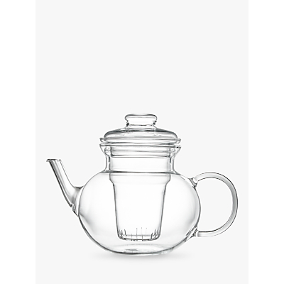 John Lewis Croft Collection Bramley Teapot with Filter