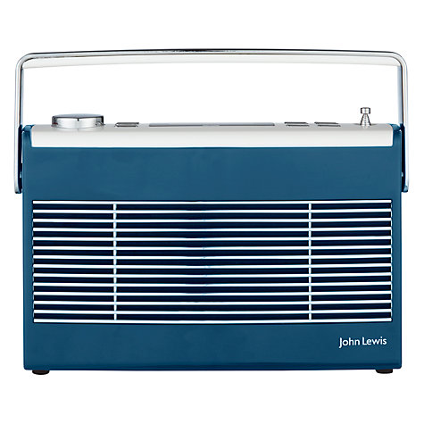 Buy John Lewis Aston DAB/FM Radio Online at johnlewis.com