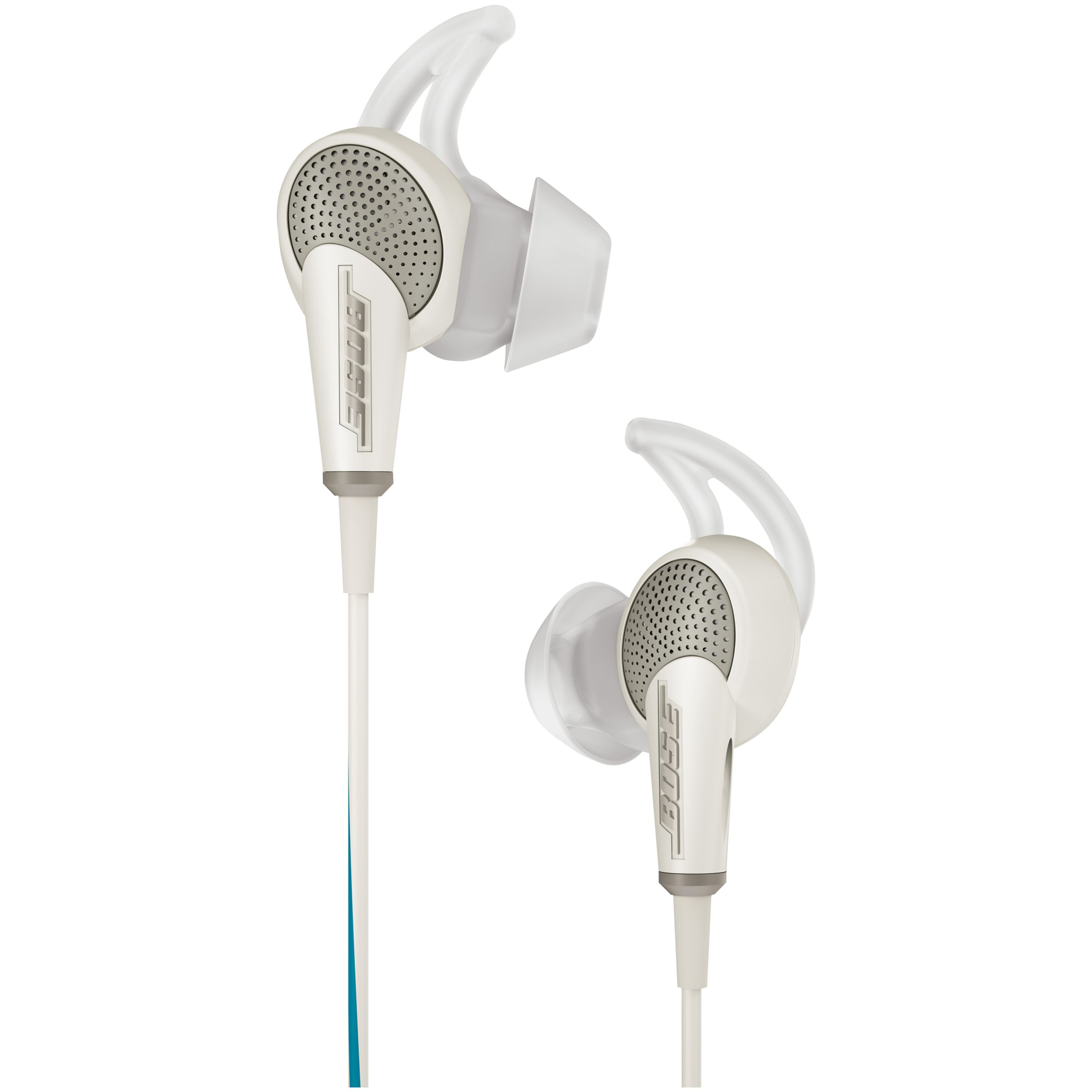 Bose® Bose® QuietComfort® Noise Cancelling® QC20 Acoustic In-Ear Headphones for iPad, iPhone and iPod