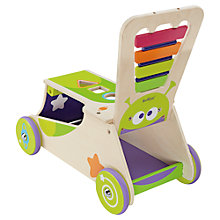 Buy Boikido 2-in-1 Walker and Ride On Online at johnlewis.com