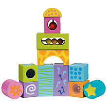 Buy Boikido 12 Musical Blocks Set Online at johnlewis.com
