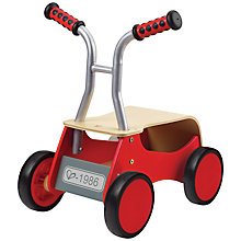 Buy Hape Little Red Rider Online at johnlewis.com