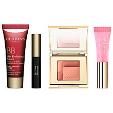 Buy Clarins 5 Minute Beauty Kit, 01 Online at johnlewis.com