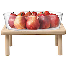 Buy LSA International Stilt Bowl & Ash Stand Online at johnlewis.com