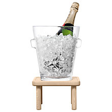 Buy LSA International Stilt Champagne Bucket Online at johnlewis.com