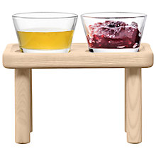 Buy LSA International Stilt Condiment Set & Stand Online at johnlewis.com