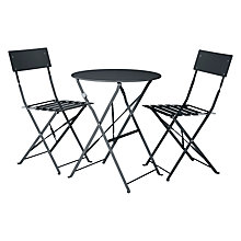 Buy House by John Lewis Hoxton Bistro Dining Set Online at johnlewis.com