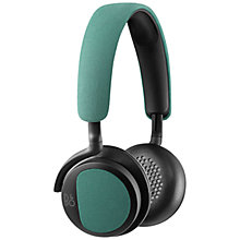 Buy B&O PLAY by Bang & Olufsen Beoplay H2 On-Ear Headphones with Mic/Remote Online at johnlewis.com