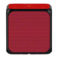 Buy Sony SRSX11 Portable Wireless Bluetooth Speaker Online at johnlewis.com