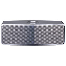 Buy LG H4 Portable Bluetooth Wi-Fi Wireless Speaker with Half Price LG H4 Wireless Speaker Online at johnlewis.com