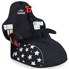 Buy Trunki Boostapak Group 2/3 Car Booster Seat, Black Stars Online at johnlewis.com