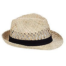 Buy Selected Homme Cloudy Hat, One Size, Natural Online at johnlewis.com