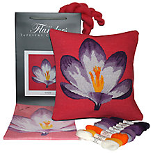 Buy The Flanders Tapestry Collection Crocus Tapestry Kit Online at johnlewis.com