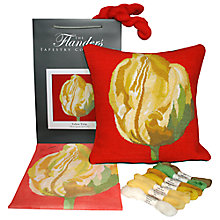 Buy The Flanders Tapestry Collection Yellow Tulip Tapestry Kit Online at johnlewis.com