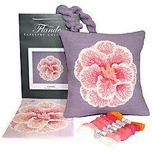 Buy The Flanders Tapestry Collection Camelia Tapestry Kit Online at johnlewis.com