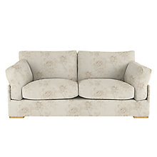 Buy John Lewis Java Large Sofa, Elsie Putty Online at johnlewis.com