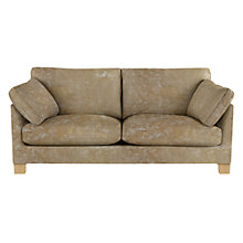 Buy John Lewis Ikon Large Sofa, Como Putty Online at johnlewis.com