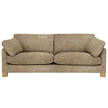 Buy John Lewis Ikon Grand Sofa, Como Putty Online at johnlewis.com