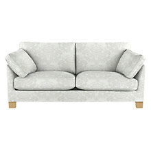 Buy John Lewis Ikon Large Sofa, Seville Putty Online at johnlewis.com
