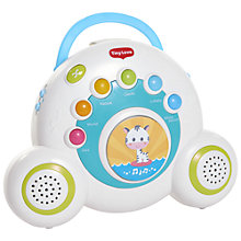 Buy Tiny Love Soothe and Groove Safari Mobile Toy Online at johnlewis.com