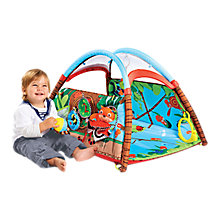 Buy Tiny Love Gymini Developlace Play Mat Online at johnlewis.com