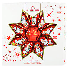 Buy Niederegger Santa and Stars Marzipan and Chocolate Box Online at johnlewis.com