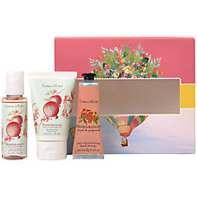 Buy Crabtree & Evelyn Pomegranate, Argan & Grapeseed Little Luxuries Set Online at johnlewis.com