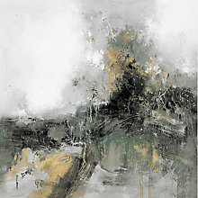 Buy Jan Zhang - Misty Morning, 90 x 90cm Online at johnlewis.com