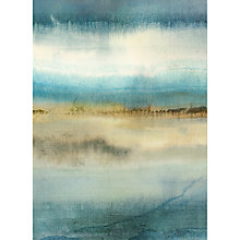 Buy Edward Selkirk - Blue Reverie, 110 x 80cm Online at johnlewis.com