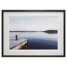 Buy Anika Salsera - Serenity, Framed Limited Edition Giclee Print, 53 x 79cm Online at johnlewis.com