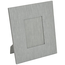 "Buy John Lewis Croft Collection Photo Frame, 6 x 4"" Online at johnlewis.com"